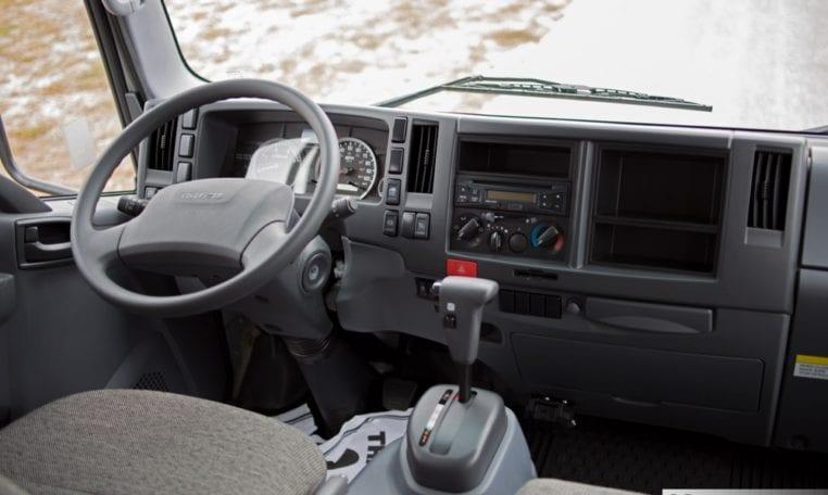 Isuzu NPR-HD Crew Cab