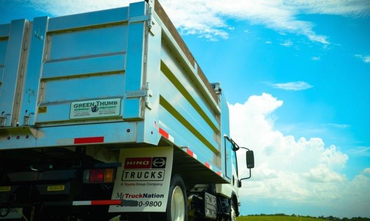 Isuzu NQR Landscape Trucks