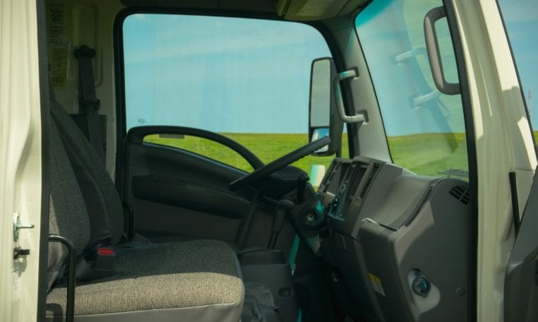 Frontend Landscape Trucks