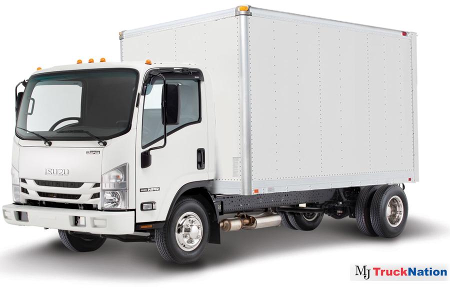 ... Box Trucks; Isuzu NPR HD Single Cab ...
