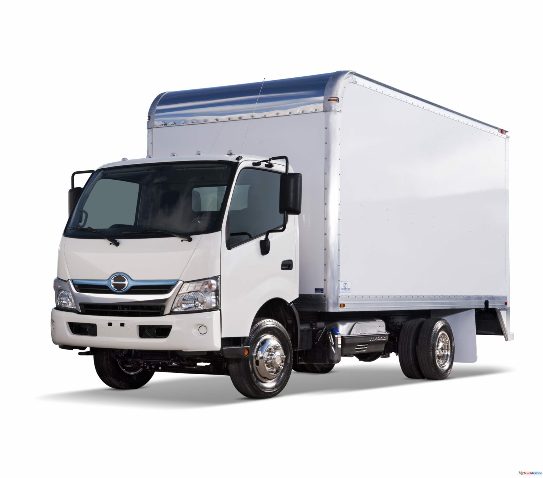 Hino 155 Box Trucks for Sale | MJ Truck NationMJ Truck Nation