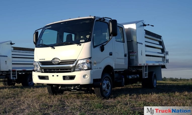 Hino 155DC Landscape Trucks