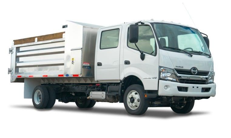 Hino 155DC; Hino 155DC Landscape Trucks ... - Hino 155DC Landscape Trucks For Sale MJ Truck Nation