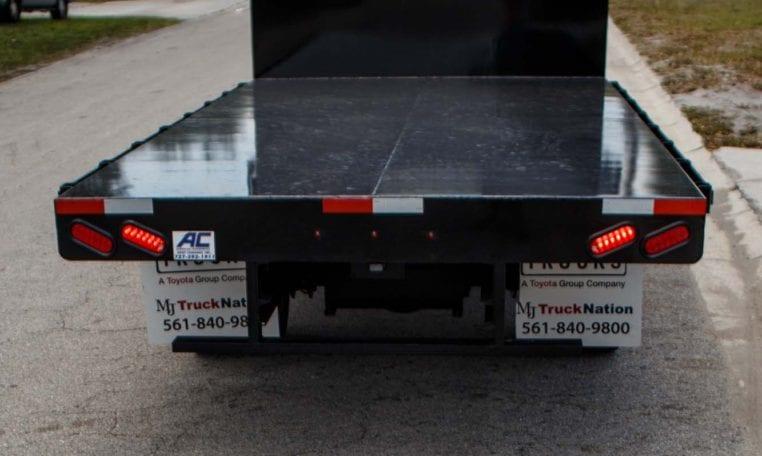 Hino 155 Flatbed Trucks