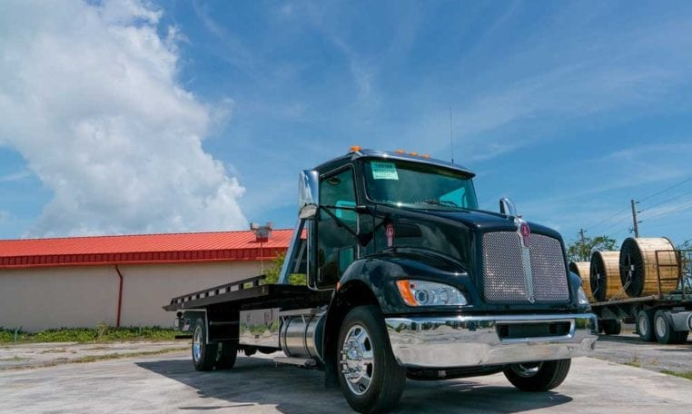 Kenworth T270 Single Cab