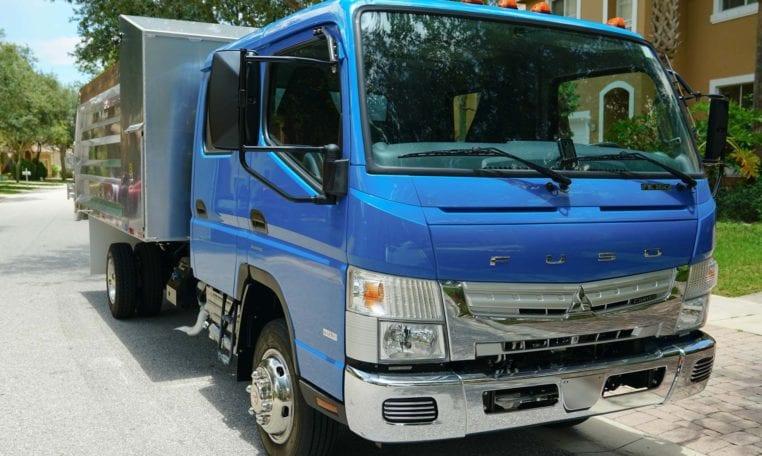 Mitsubishi Fuso FE160