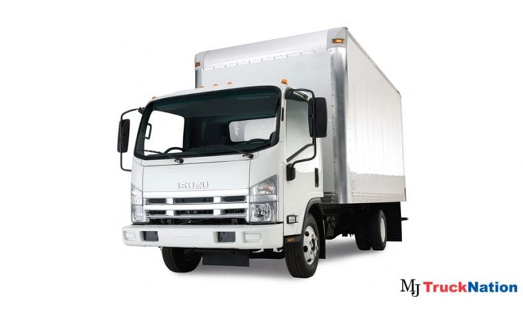 Isuzu Npr Hd Mj Truck Nation