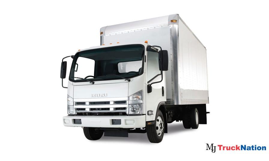 Isuzu NPR; Isuzu NPR Box Trucks ...