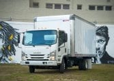 Isuzu NPR Box Trucks