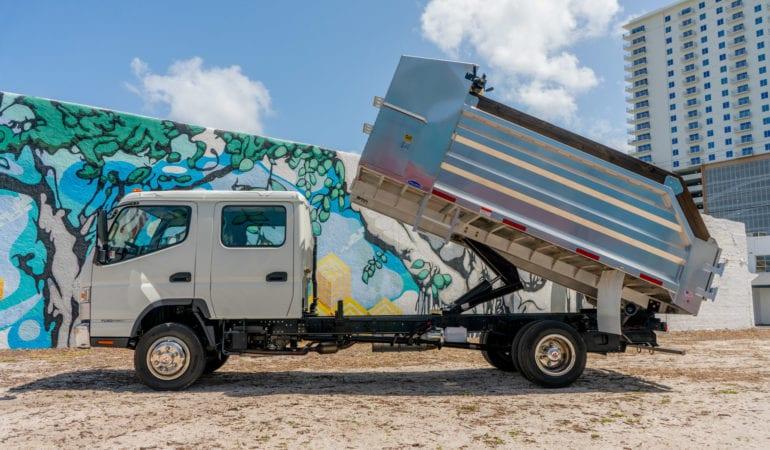 Isuzu N-Series Gas Trucks for the Long Haul 1