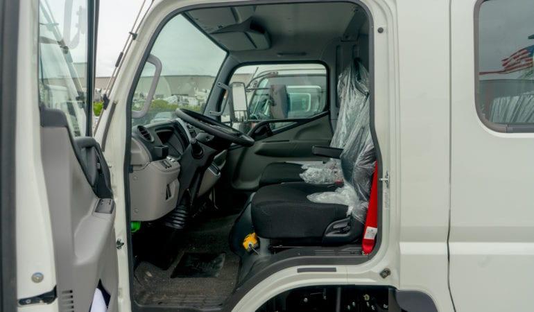 Isuzu N-Series Gas Trucks for the Long Haul 2