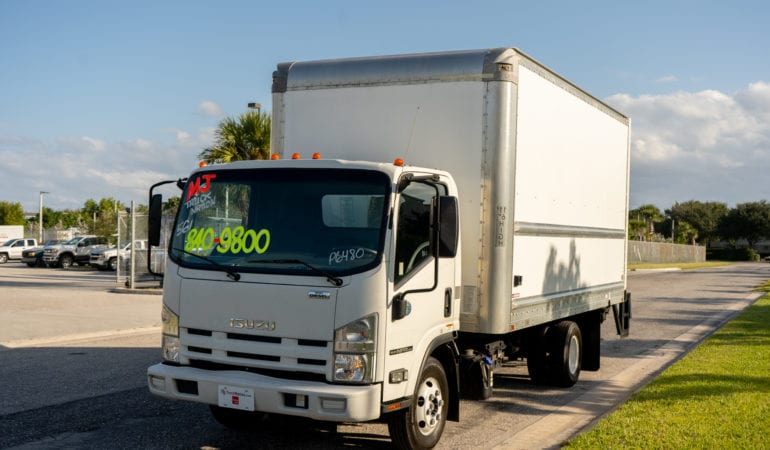 Picking the Right Commerical Work Truck to Make Your Floral Business Bloom 4
