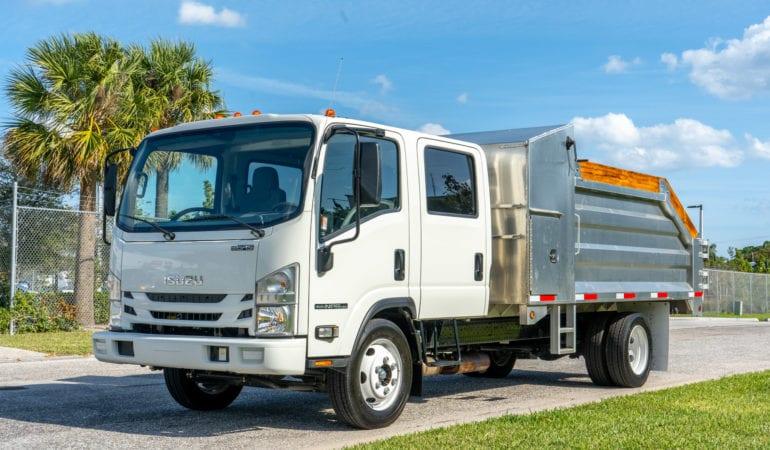 Medium-Duty Work Trucks in Motion 5