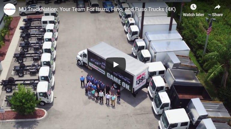 Heavy Commercial Truck Dealer
