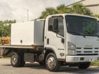 Used Spray and Pest Trucks 1