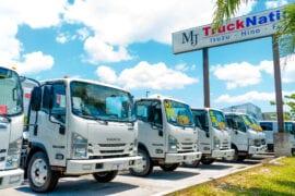 Commercial Box Truck Dealer